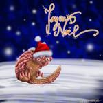 Merry Christmas 2018! by x-Tsila-x