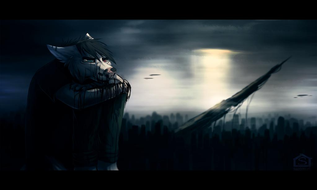 Black Dunes. by Suzamuri