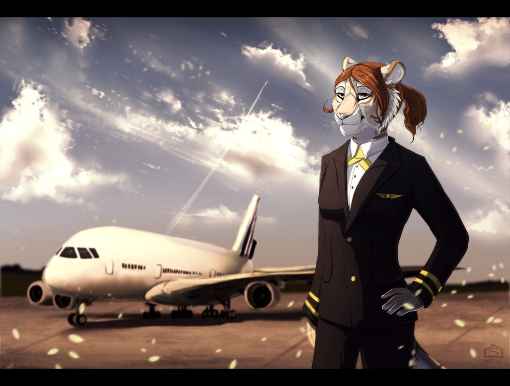 Pilot. by Suzamuri