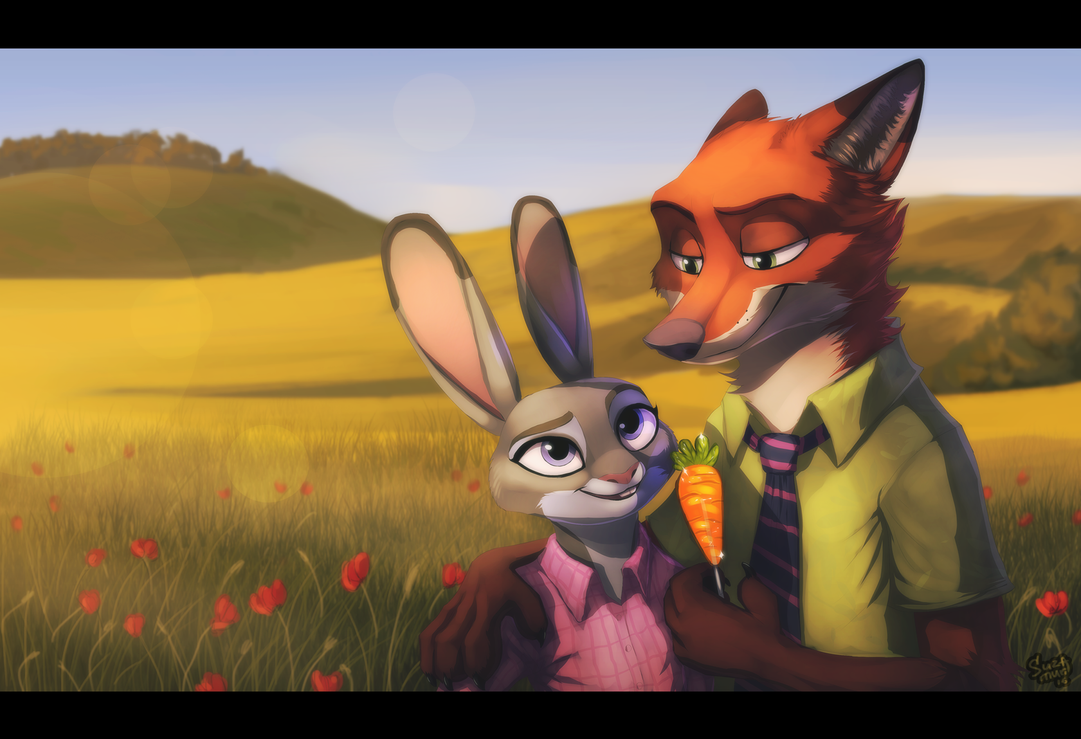 Carrot candy. by Suzamuri