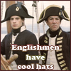 Englishmen Have Cool Hats by MaggieBloome