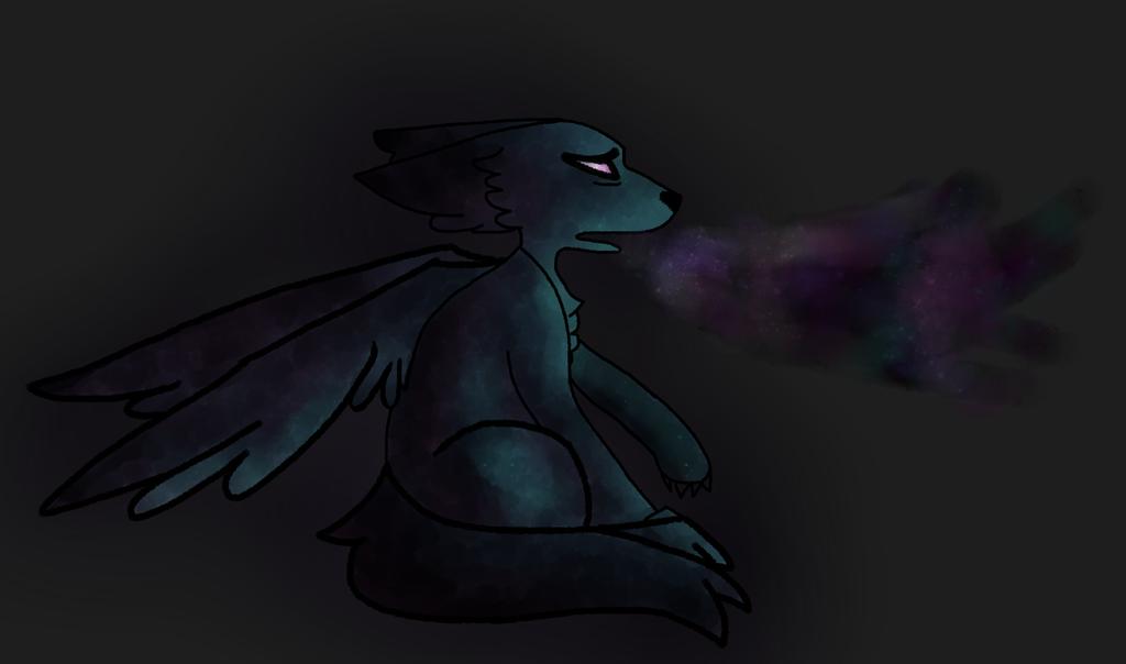 Mental Galaxies by FluffehEcho