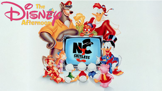 Skitless Nostalgia Critic -- The Disney Afternoon by Darkness-and-Passion