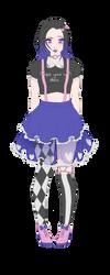 Violet [Design] by Silverleinchen