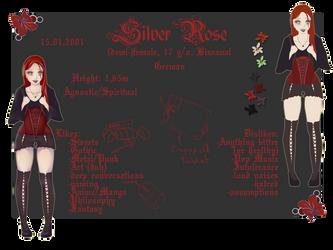 Persona [Ref Sheet 2018] by Silverleinchen
