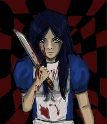 Alice Madness by VIIse7en