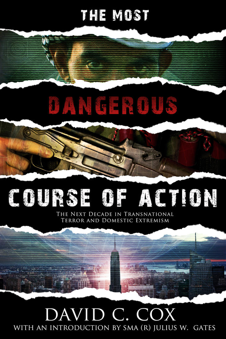 Most Dangerous Course of Action - Book Cover by ArcticNinja77