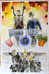 The Second Flavor: Hot Fuzz by LasrinDync