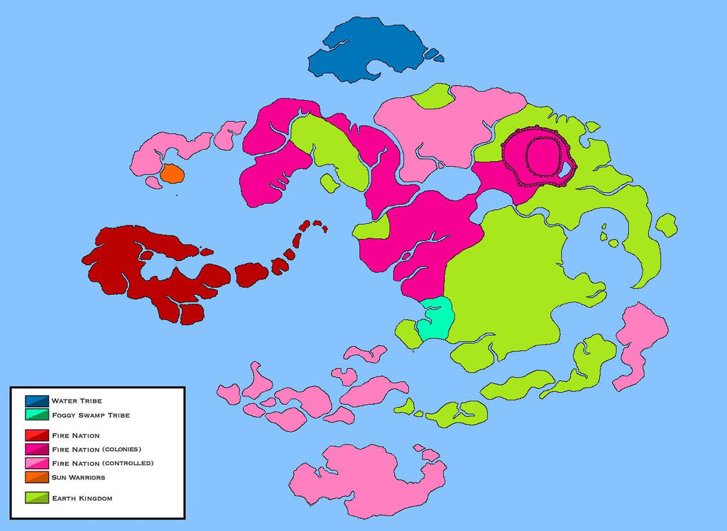 World of avatar political map 100 years war by loudo on deviantart world of avatar political map 100 years war by loudo gumiabroncs Gallery