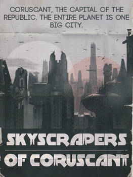 Skyscrapers of Coruscant
