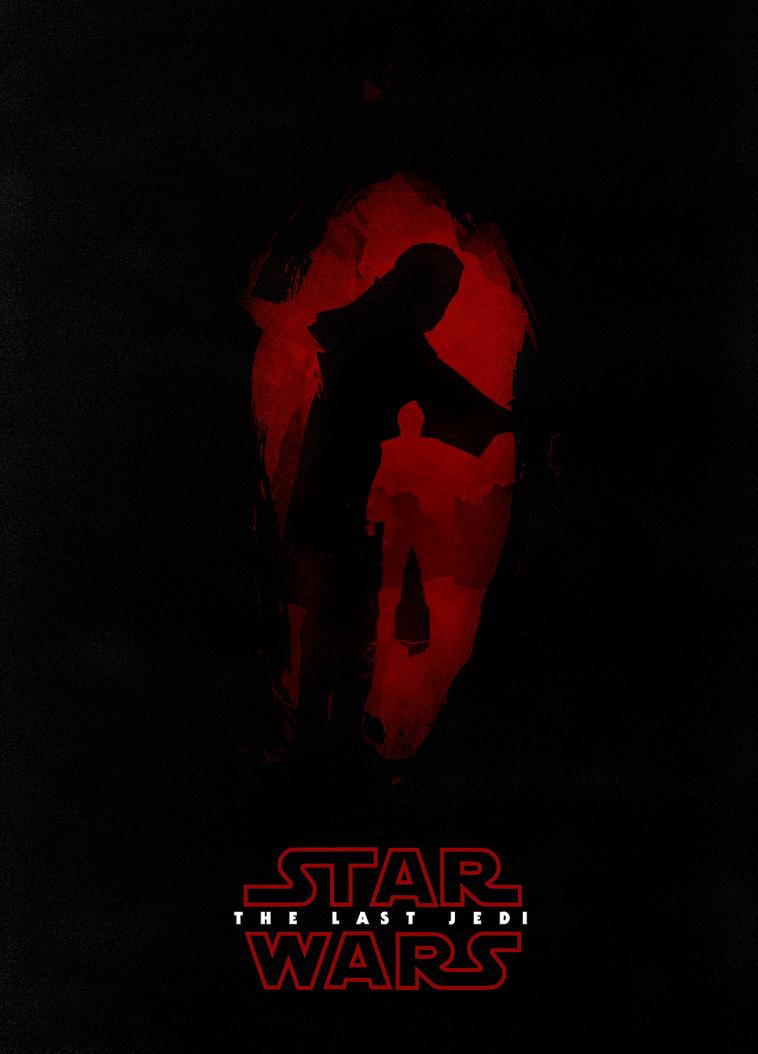 The Last Jedi Poster by borsukart