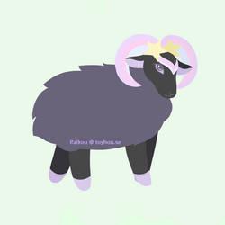 Shooting Star Sheep