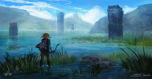 Lake Hylia - Zelda Open World