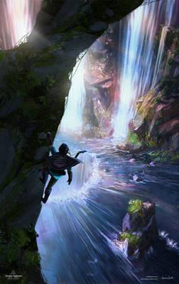 Zora's Domain - Zelda Open World