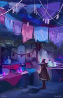 012 - Magic Shop by Mei-Xing