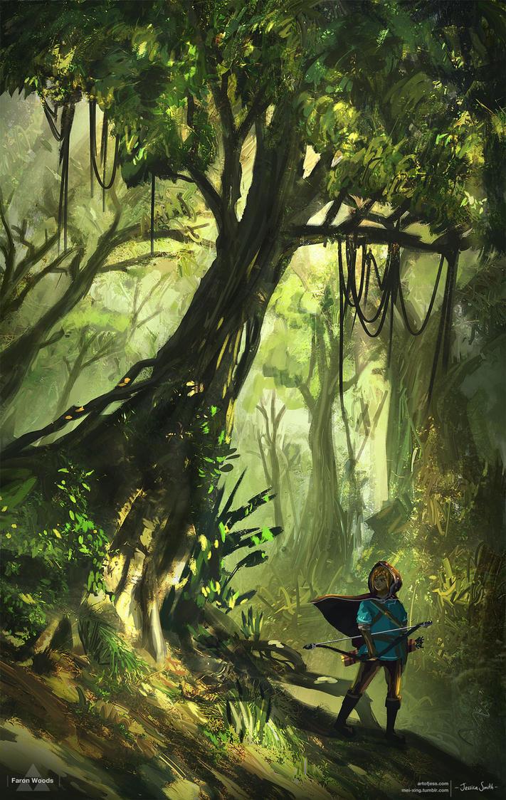 Zelda Open World