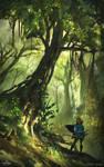 Faron Woods - Zelda Open World