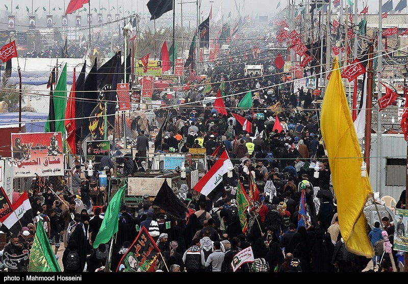 Non Muslim Perspective On The Revolution Of Imam Hussain: Shia Muslims_Arbain Walking 2015- Iraq By Umsn114 On