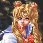 Sailor Moon Usage Tsukino Redraw by NekOTAKUBox