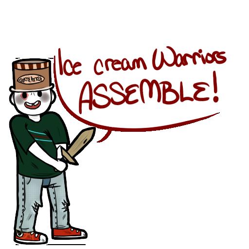 Warriors, Assemble! by Tiyuh