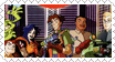 Extreme Ghostbusters Stamp by ElkeCanus