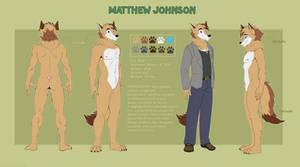 [CM] Matt Johnson Reference Sheet