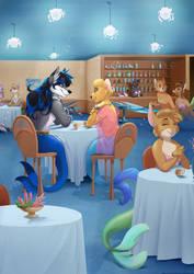 Underwater Cafe [CM] by Wastelands-Knight