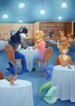 Underwater Cafe [CM]