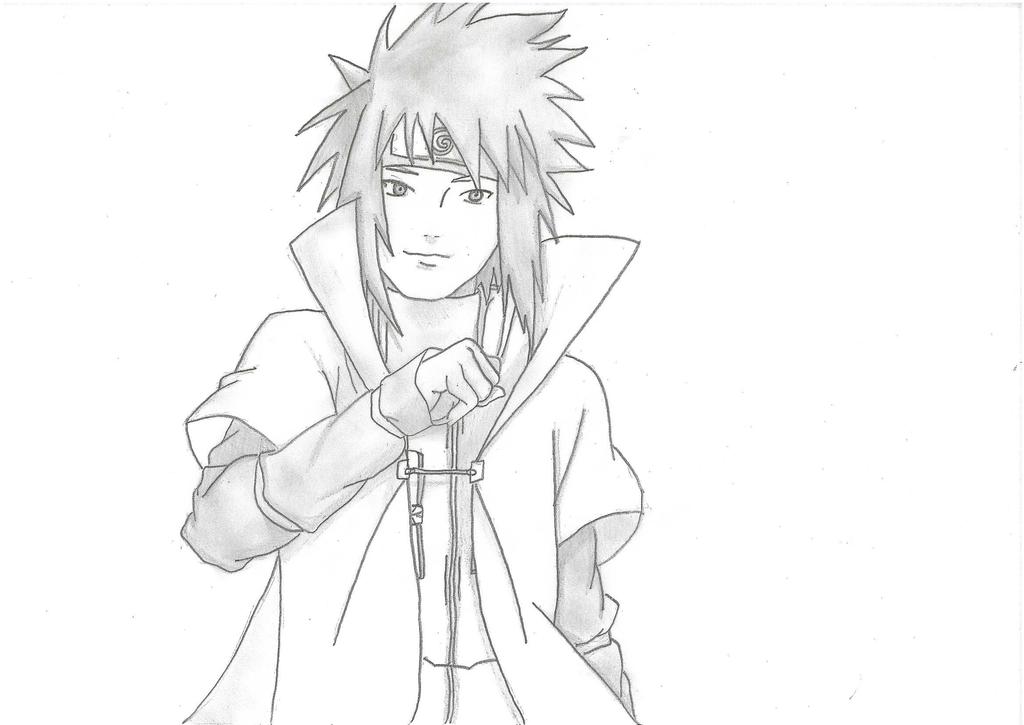 Drawing Namikaze Minato by xlLeonardo on DeviantArt