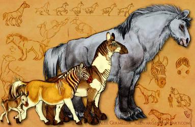 Ventus- Horses