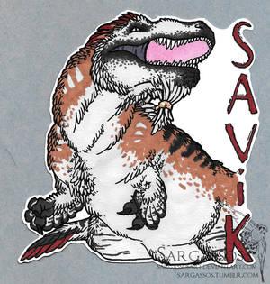 Savik Badge