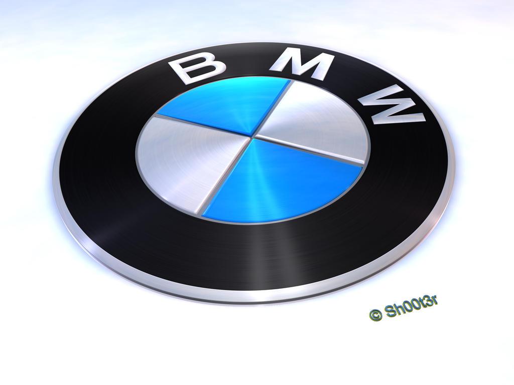 Logo BMW by Sh00t3r