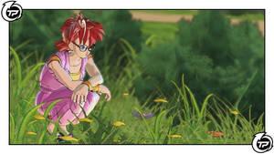 Ranma's Declaration of Womanhood Recreation (Redo)