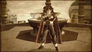 King Narro the Second (Father of Haben and Narro)
