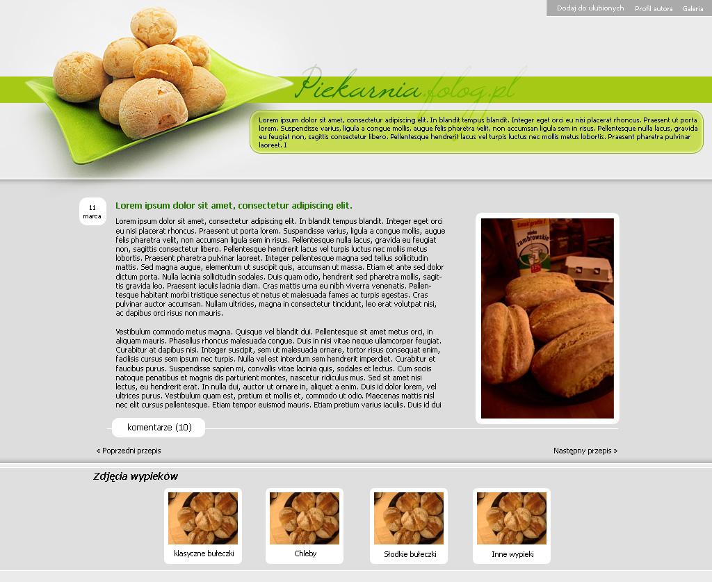 Cooking blog by vashti