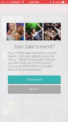 Events Join Notification V1 by sayterdarkwynd