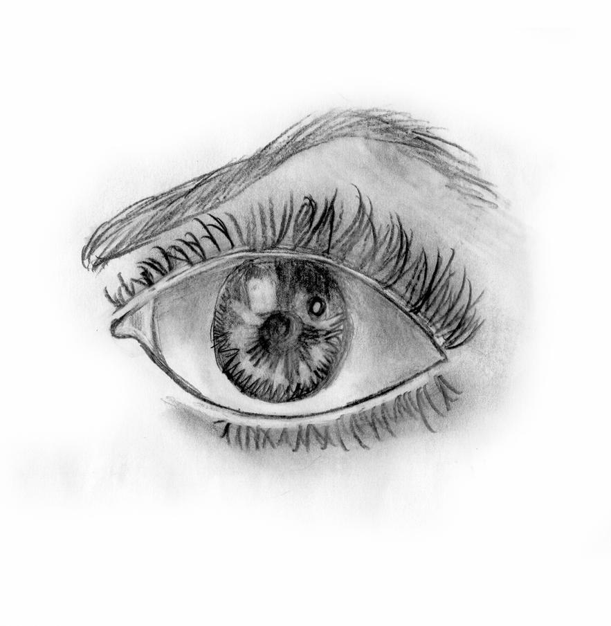 Meu Primeiro Olho! by Punkloko
