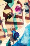 Steven Universe - Decadence Zine piece