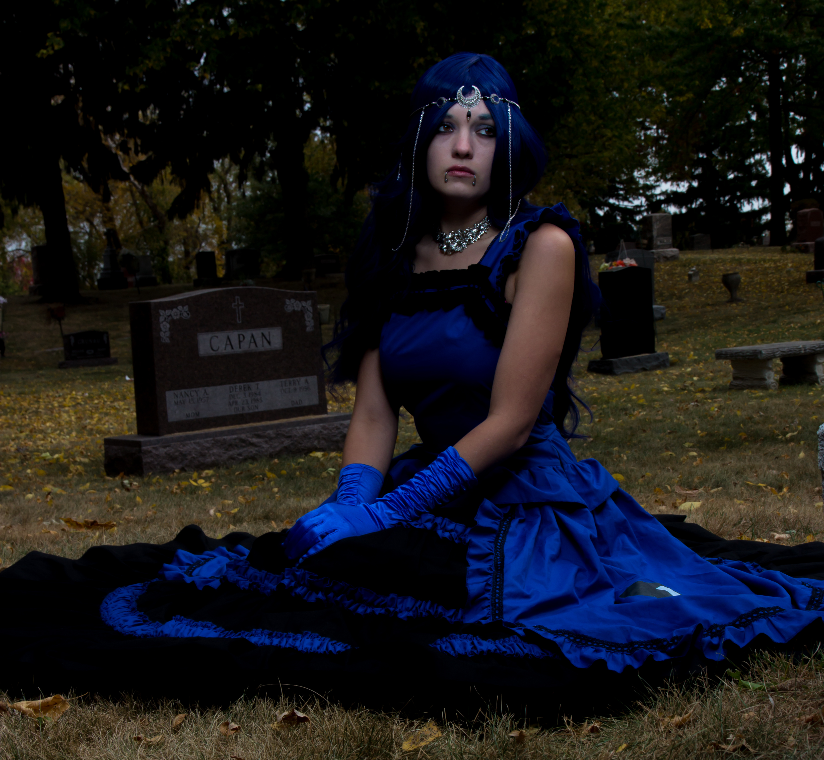 Mourning by Lilium666