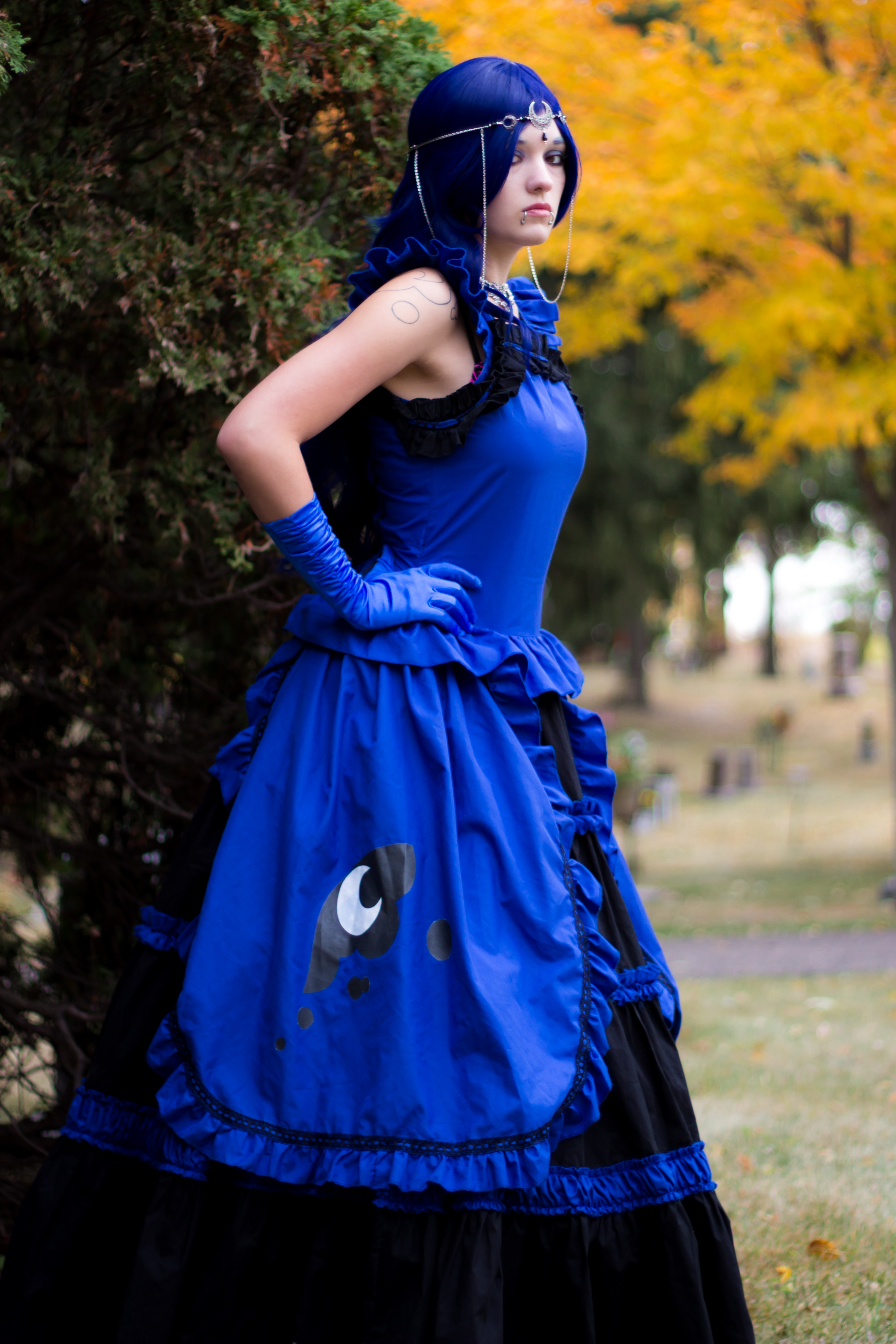 Princess Luna Cosplay Princess Luna Full Standing By Lilium Dgrkv