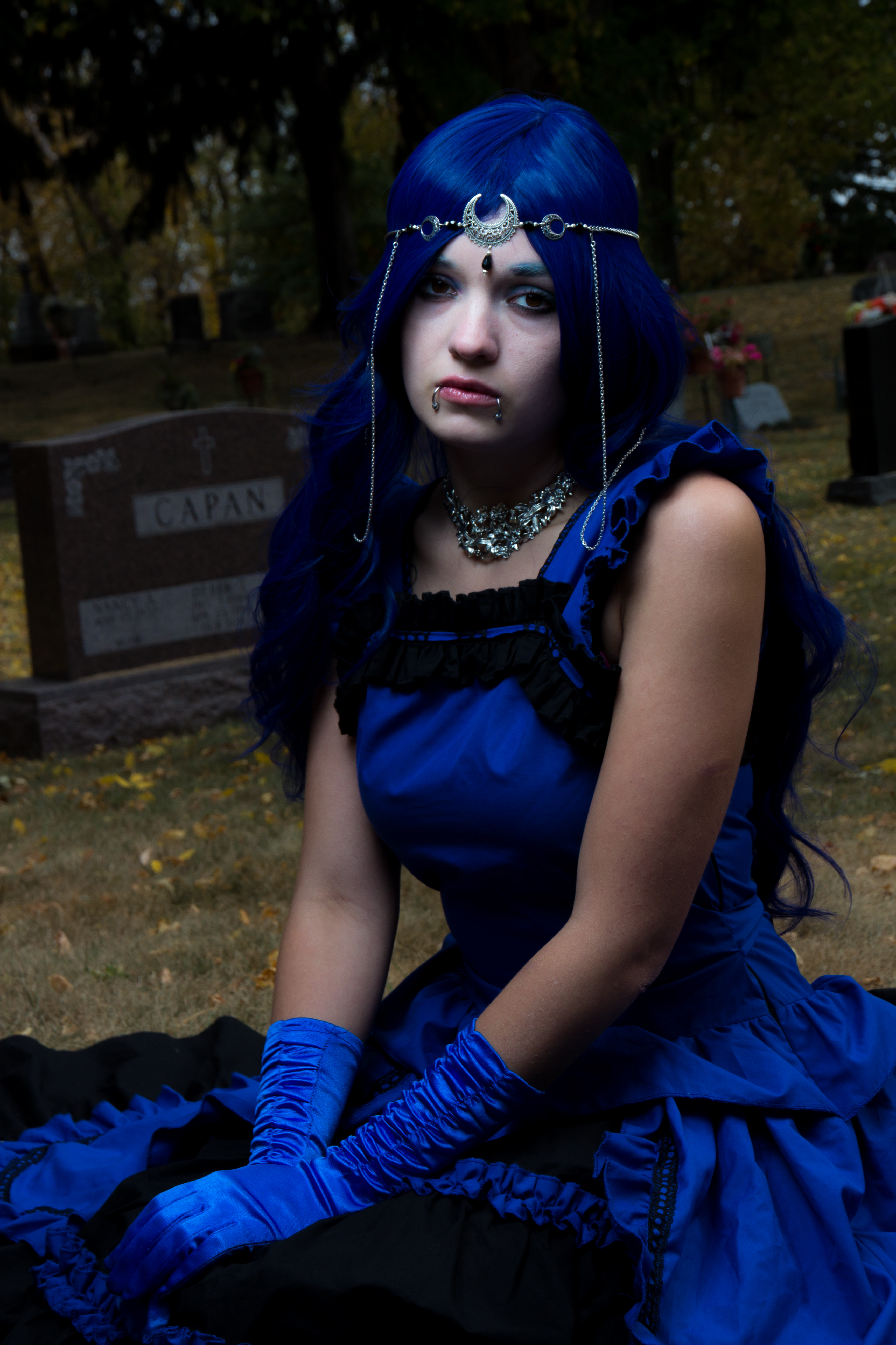 Princess Luna Cosplay Princess Luna Cu By Lilium Dhlf