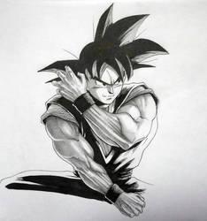 Son Goku - sketch