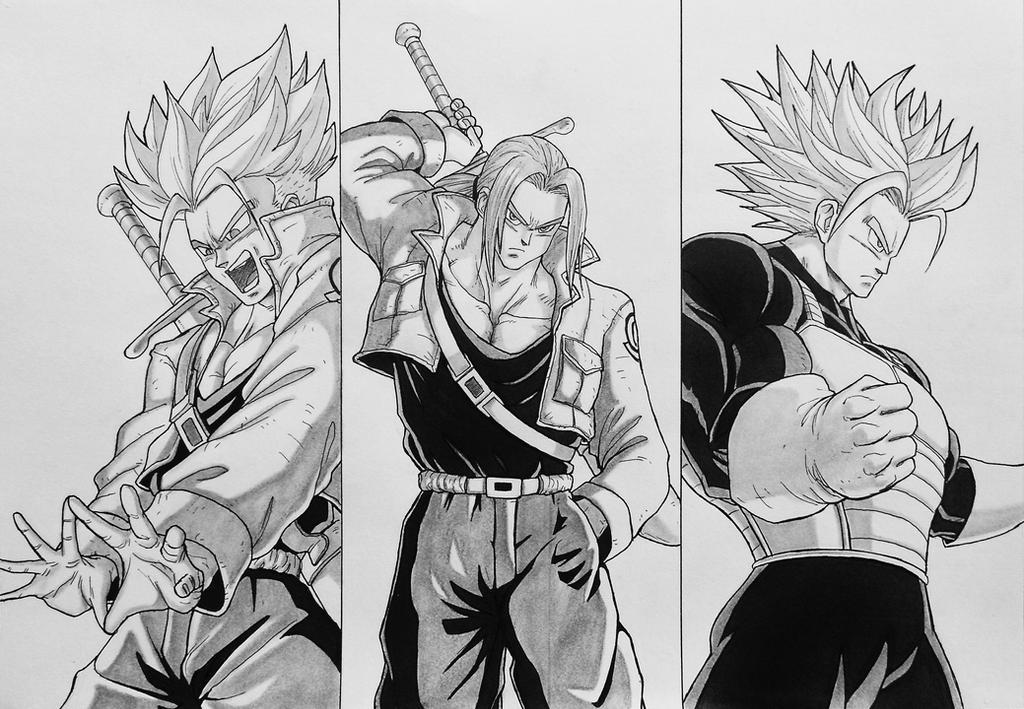 Trunks by darkogoku