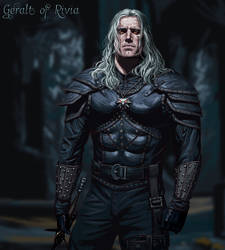 The White Wolf - Geralt of Rivia