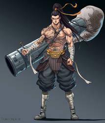 Fujin Character Commission