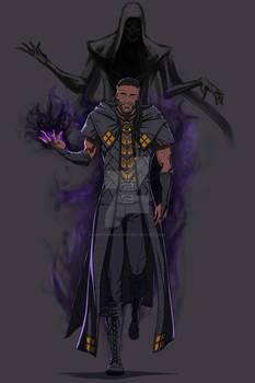 Shadow sorcorer Hiram Samir