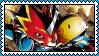 Flamedramon V1 [Digimon Heroes] by SirSuetic