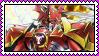 Dukemon: Crimson Mode [Digimon Heroes] by SirSuetic