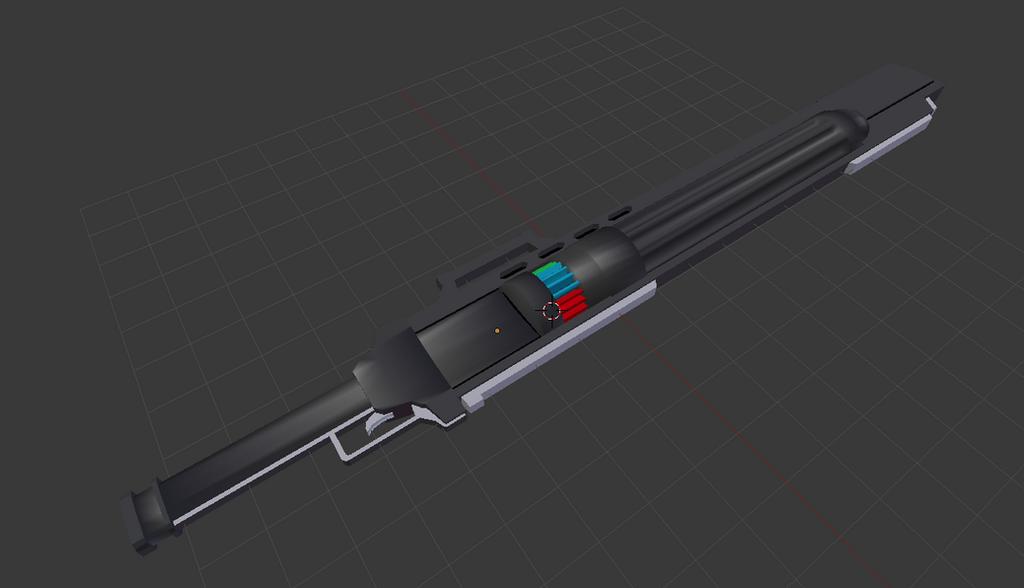 RWBY Raven Weapon by Ayphverus