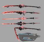 HF Rift Odachi sword